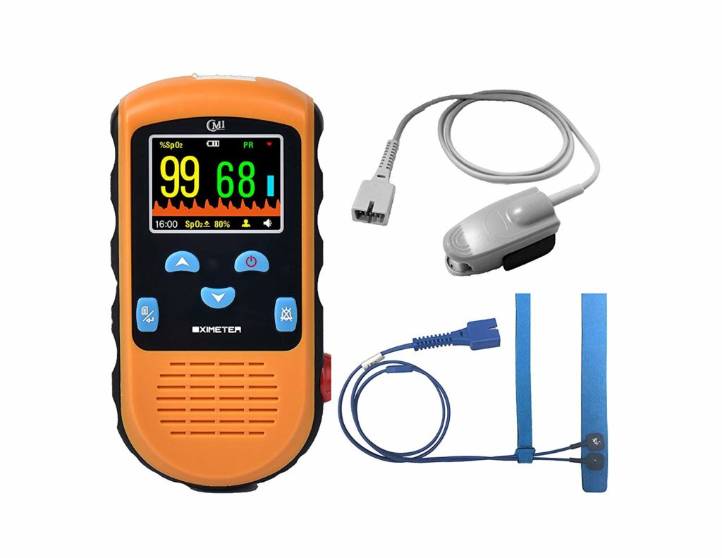 Best Pulse Oximeters For Doctors And Nurses Perfect Choice