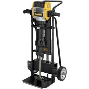 DEWALT D25980KB Pavement Breaker with Hammer Truck and Steel review