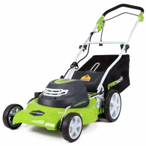 12 Amp Electric mower Best Lawn Mower for Small Business